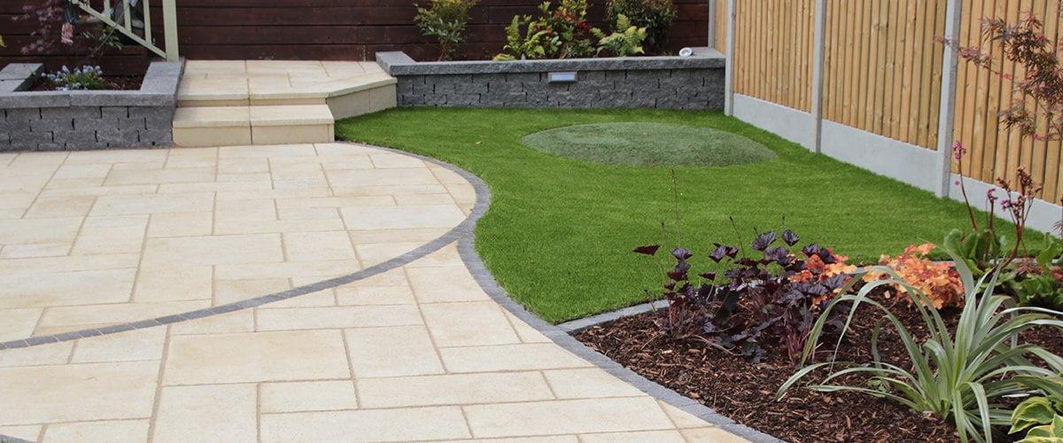 Garden Paving Installers For  Luton